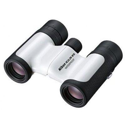 Бинокль Nikon 8x 21мм Aculon W10 белый (BAA846WC) (BAA846WC)