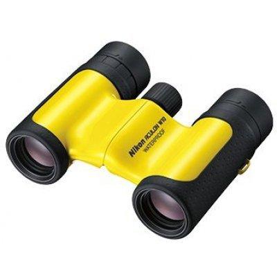 Бинокль Nikon 8x 21мм W10 желтый (BAA846WA) (BAA846WA)