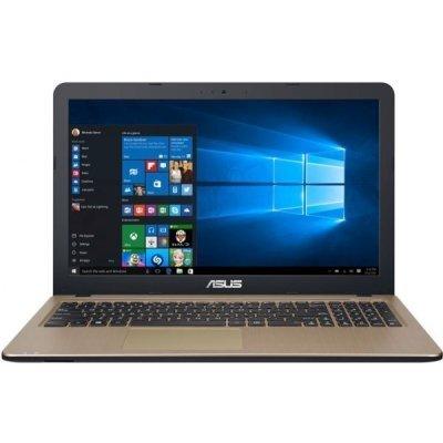 Ноутбук ASUS X540LJ (90NB0B11-M01470) (90NB0B11-M01470)Ноутбуки ASUS<br>15.6 1366x768 Intel Core i3-4005U 1.7GHz, 4Gb, 500Gb, DVD-RW, NVidia 920 1Gb, Wi-Fi, DOS, black<br>