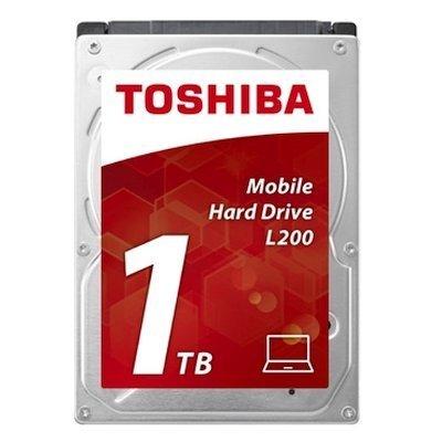 Жесткий диск для ноутбука Toshiba 1Tb HDWJ110EZSTA (HDWJ110EZSTA), арт: 239445 -  Жесткие диски для ноутбуков Toshiba