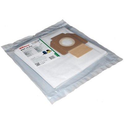 Пылесборник для пылесоса Filtero BSH 15 (5) Pro (BSH 15 (5) PRO)Пылесборники для пылесосов Filtero<br>Пылесборники Filtero BSH 15 (5) Pro для BOSCH/DEWALT/FLEX/KARCHER/NILFISK-Alto/RYOBI/SPARKY/STIHL/КОРВЕТ Совместимость: BOSCH GAS 15, GAS 1200 L, GAS 20 L SFC DEWALT D 27900 FLEX VC 21 L HILTI VC 20 U KARCHER T 7/1, T 9/1, T 10/1, T 12/1, T 15/1, T 17/1 NILFISK-Alto Aero 20-01, Aero 20-11, Multi 20  ...<br>