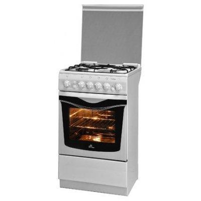 Газовая плита De Luxe 5040.31г белый (5040.31Г ЧР), арт: 239478 -  Газовые плиты De Luxe