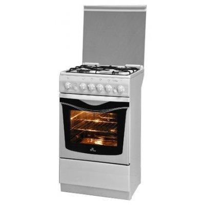 Газовая плита De Luxe 5040.33г белый (5040.33Г), арт: 239479 -  Газовые плиты De Luxe
