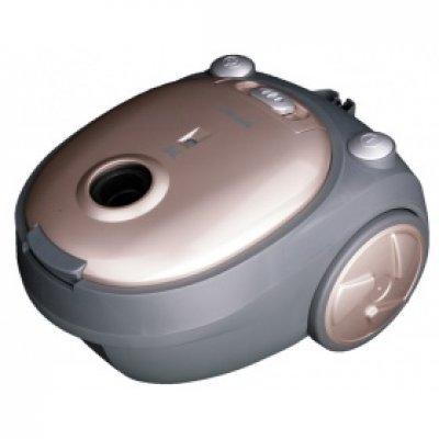 Пылесос Shivaki SVC-1438 бежевый (SVC-1438GLD)Пылесосы Shivaki<br>пылесос<br>сухая уборка<br>с мешком для сбора пыли<br>мощность всасывания 200 Вт<br>пылесборник на 2.5 л<br>работа от сети<br>потребляемая мощность 1400 Вт<br>