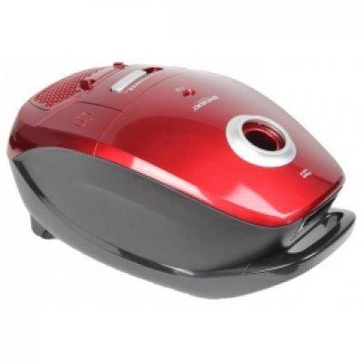 Пылесос Shivaki SVC-1441 красный (SVC-1441R)Пылесосы Shivaki<br>пылесос<br>сухая уборка<br>с мешком для сбора пыли<br>мощность всасывания 240 Вт<br>пылесборник на 4 л<br>работа от сети<br>потребляемая мощность 1600 Вт<br>