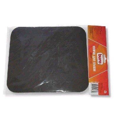 Коврик для мыши BURO BU-CLOTH/black тканевый черный (BU-CLOTH/black)