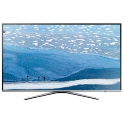 ЖК телевизор Samsung 40 UE40KU6400U серебристый (UE40KU6400UXRU)ЖК телевизоры Samsung<br>Телевизор LED Samsung 40 UE40KU6400UXRU серебристый/Ultra HD/200Hz/DVB-T2/DVB-C/DVB-S2/USB/WiFi/Smart TV (RUS)<br>