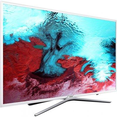 ЖК телевизор Samsung 49 UE49K5510AU белый (UE49K5510AUXRU) led телевизор samsung ua48ju6800jxxz 48 4k wifi led