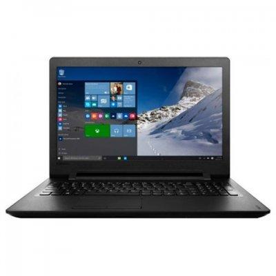 Ноутбук Lenovo IdeaPad 110-15 (80TJ004ARK) (80TJ004ARK)Ноутбуки Lenovo<br>110-15ACL, 15.6 HD TN, A4-7210 (1.8GHz), 4GB, 500GB, Integrated, WiFi, BT, WebCam, 3 cell, Win 10, Black<br>