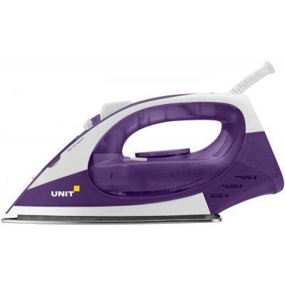 Утюг Unit USI-282 фиолетовый (CE-0354933)