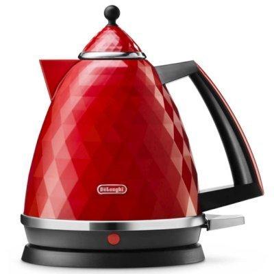 Электрический чайник Delonghi KBJ2001.R (KBJ2001.R)Электрические чайники Delonghi<br>Чайник электрический Delonghi KBJ2001.R<br>