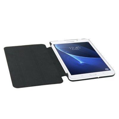 Чехол для планшета IT Baggage для SAMSUNG Galaxy Tab A 7 SM-T285/SM-T280 черный ITSSGTA700 (ITSSGTA7005-1) чехол it baggage для планшета ssamsung galaxy tab a 7 sm t285 sm t280 искус кожа белый itssgta70 0