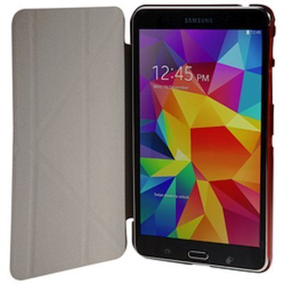 Чехол для планшета IT Baggage для SAMSUNG Galaxy Tab A SM-T285/SM-T280 красный ITSSGTA7005-3 (ITSSGTA7005-3) чехол it baggage для планшета ssamsung galaxy tab a 7 sm t285 sm t280 искус кожа белый itssgta70 0