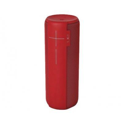 Портативная акустика Logitech UE MEGABOOM ярко-красный (984-000485)Портативная акустика Logitech<br>Портативная аудиосистема UE MEGABOOM Lava Red (ярко-красный), Bluetooth, водонепроницаемость IPX7<br>