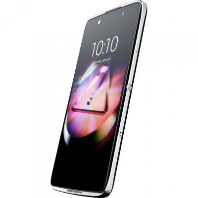 Смартфон Alcatel IDOL 4 6055K темно-серый (6055KDARK/GRAY) ноутбук acer extensa ex2540 33gh 15 6 1920x1080 intel core i3 6006u nx efher 007