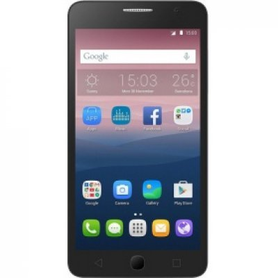 Смартфон Alcatel One Touch POP STAR 5070D 4G серый (5070DSOFTSLATE) смартфоны alcatel смартфон 5070d