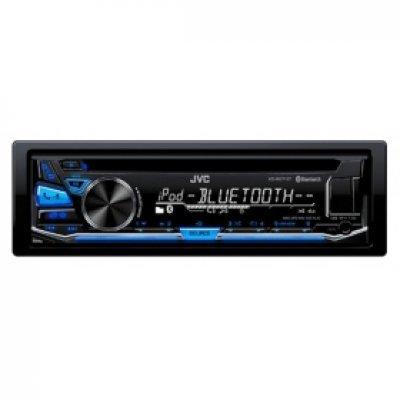 Автомагнитола JVC KD-R871BT (KD-R871BT)Автомагнитолы JVC<br>Автомагнитола CD JVC KD-R871BT 1DIN 4x50Вт<br>