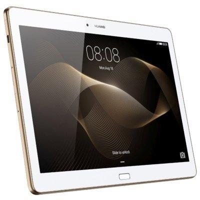 Планшетный ПК Huawei MediaPad M2 10.0 LTE 64Gb M2-A01L золотистый (53015923)Планшетные ПК Huawei<br>10.1(1920x1200)IPS/ Kirin930(2.0Ghz)/ 3Gb/ 64Gb/ LTE/ Android 5.1<br>