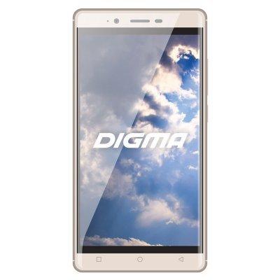 Смартфон Digma Vox S502F 3G (Vox S502F 3G золотистый), арт: 239790 -  Смартфоны Digma