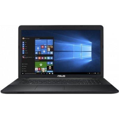 Ноутбук ASUS X751SJ-TY017T (90NB07S1-M00860) (90NB07S1-M00860)Ноутбуки ASUS<br>17 HD+ Pent N3700 NV920M 1GB 4GB 500GB DVD-SM Win10<br>
