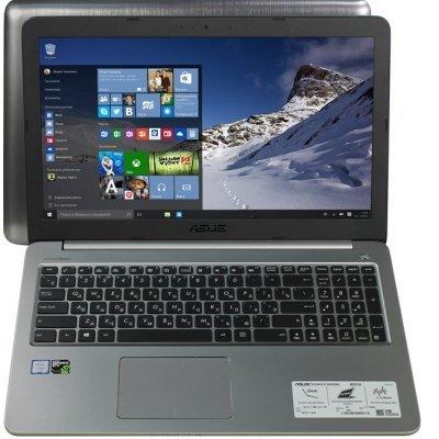Ноутбук ASUS K501UX-DM201T (90NB0A62-M03360) (90NB0A62-M03360)Ноутбуки ASUS<br>15 FHD i5-6200 NV950MX 2G 8GB 1TB - Win10<br>