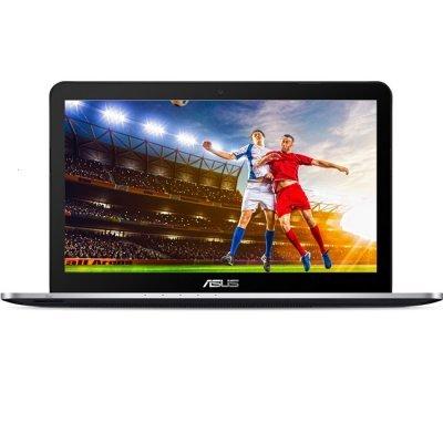 Ноутбук ASUS X756UV-TY042T (90NB0C71-M00420) (90NB0C71-M00420)Ноутбуки ASUS<br>17 HD+ i3-6100 NV920M 1GB 4GB 1TB DVD-SM Win10<br>