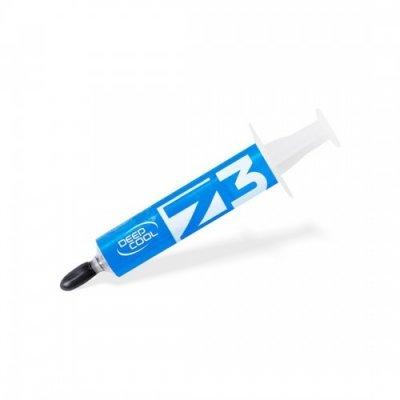 Термопаста для процессора DeepCool Z3 (DeepCool Z3)Термопасты для процессоров DeepCool<br>Термопаста DeepCool Z3 (1.5г, шприц)<br>
