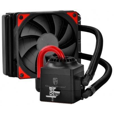 Система охлаждения для процессора DeepCool Captain 120 EX (CAPTAIN 120 EX) система водяного охлаждения kwb