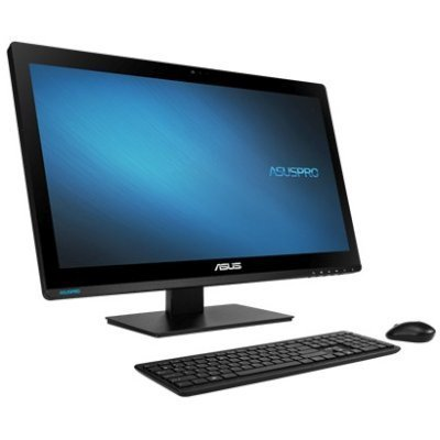 Моноблок ASUS A6420-BF138X (90PT01B1-M06940) (90PT01B1-M06940)Моноблоки ASUS<br>Моноблок Asus A6420-BF138X 21.5 Full HD i3 4170/4Gb/1Tb/HDG/DVDRW/CR/Windows 10 Professional 64/WiFi/BT/клавиатура/мышь/Cam/черный 1920x1080<br>