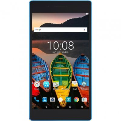 Планшетный ПК Lenovo TAB 3 730X 16GB LTE (ZA130004RU) (ZA130004RU (white))Планшетные ПК Lenovo<br>TB3-730X, 7.0 (1024 x 600) IPS, MTKMT8735P (1.0GHz), 1GB LP DDR3, 16GB, CAM 2.0MP FF, GPS, 1 cell, 3450 mAh, ANDROID 6.0, White<br>