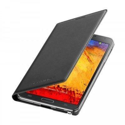 ����� ��� �������� Samsung Flip Wallet ��� Galaxy Note 4 ������� EF-WN910BPEGRU (EF-WN910BPEGRU)