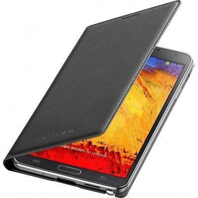 ����� ��� �������� Samsung Flip Wallet ��� Galaxy Note 4 ������� EF-WN910BMEGRU (EF-WN910BMEGRU)