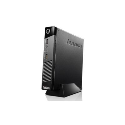Тонкий клиент Lenovo ThinkCentre Tiny M53 (10DES00F00) (10DES00F00)Тонкие клиенты Lenovo<br>Celeron J1800 2Gb 500G/5400, Intel HD NoDVD Wi-Fi COM VGA 5USB KB&amp;amp;Mouse Win 8.1 64 SL VESA Kit 3/3/3 on-site<br>