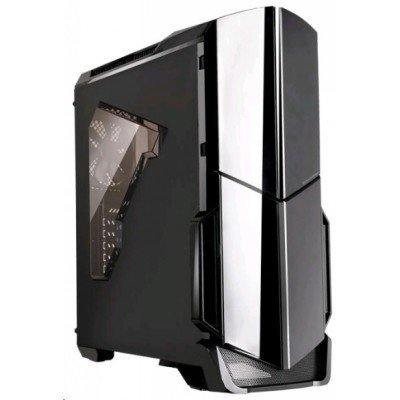 Корпус системного блока Thermaltake Case Versa N21 (CA-1D9-00M1WN-00) черный (CA-1D9-00M1WN-00)