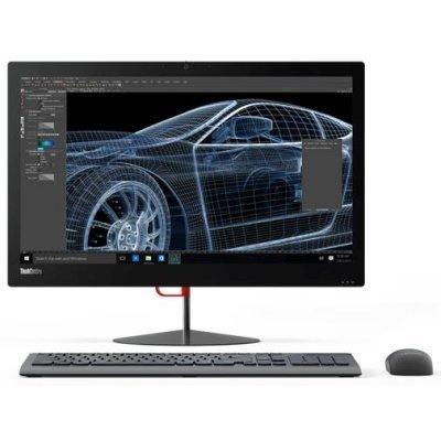Моноблок Lenovo X1 All-In-One (10KE0019RU) (10KE0019RU)Моноблоки Lenovo<br>23,8FHD (1920x1080)IPS, non-touch i5-6200U, 8Gb (1), 1Tb+8gb SSHD, Intel HD,Win 10, 3Y carry-in<br>