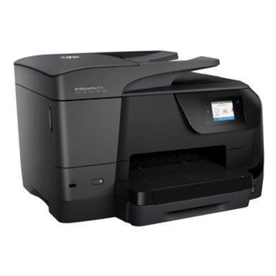Цветной струйный МФУ HP OfficeJet Pro 8710 (D9L18A) (D9L18A) мфу hp officejet pro 7730 y0s19a