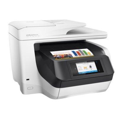 Цветной струйный МФУ HP OfficeJet Pro 8720 (D9L19A) (D9L19A) мфу hp officejet pro 7730 y0s19a