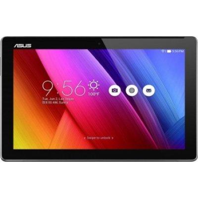 Планшетный ПК ASUS ZenPad 10 Z300CG-1A010A 16Gb черный (90NP0211-M00260) (90NP0211-M00260)Планшетные ПК ASUS<br>ASUS Z300CG-1A010A 10.1(1280x800 IPS)/Intel Atom x3-C3230(1.2Ghz)/1024Mb/16Gb/noDVD/Cam/BT/WiFi/3G/0.5kg/Black/Android 5.0<br>