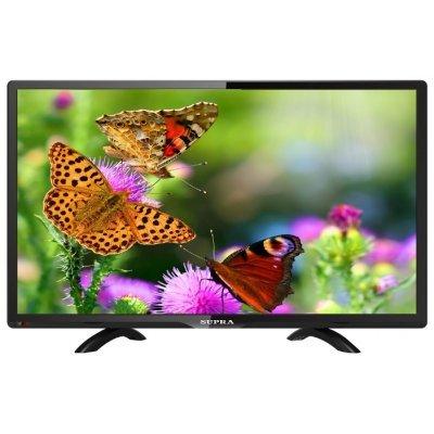 ЖК телевизор Supra 24&amp;#039;&amp;#039; STV-LC24450WL (STV-LC24450WL)ЖК телевизоры Supra<br>ЖК-телевизор, LED-подсветка диагональ 24 (61 см) формат 720p HD, 1366x768<br>