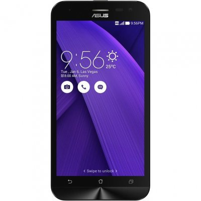 Смартфон ASUS Zenfone 2 Laser ZE500KL 32Gb фиолетовый (90AZ00E5-M04750)Смартфоны ASUS<br>-1F438RU Purple 5(1280x720)IPS/ MSM8916/ 2G/ 32G/ DS/ LTE/A5.0<br>