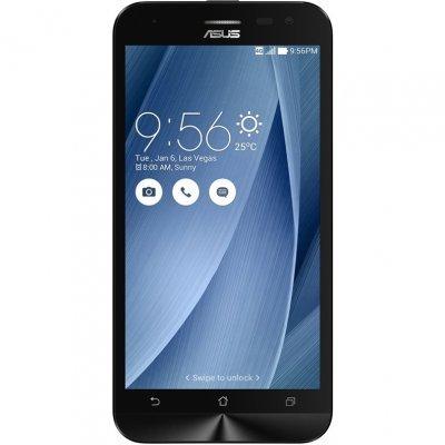 Смартфон ASUS Zenfone 2 Laser ZE500KL 32Gb серебристый (90AZ00EB-M04770) asus zenfone 2 laser ze500kl 32gb серебристый