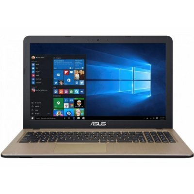 Ноутбук ASUS X540LJ-XX011T (90NB0B11-M01260) (90NB0B11-M01260)Ноутбуки ASUS<br>Core i3 4005U/4Gb/500Gb/nVidia GeForce 920M 1Gb/15.6/HD (1366x768)/Windows 10<br>