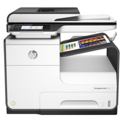 Цветной струйный МФУ HP PageWide Pro 477dw (D3Q20B) мфу hp pagewide pro 477dw