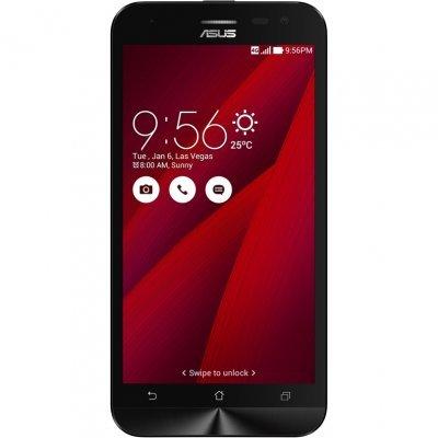Смартфон ASUS Zenfone 2 Laser ZE500KL 32Gb красный (90AZ00E3-M04740) asus zenfone 2 laser ze500kl 32gb серебристый