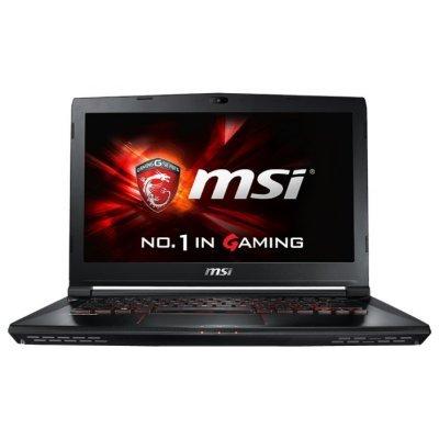 Ноутбук MSI GS40 6QE-233RU (9S7-14A112-233)Ноутбуки MSI<br>GS40 6QE (MS-14A1)  14.0&amp;amp;#039;&amp;amp;#039; FHD(1920x1080) nonGLARE/Intel Core i7-6700HQ 2.60GHz Quad/16GB/128GB SSD+1TB/GF GTX970M 3GB/HM170/noDVD/WiFi/BT4.0/1.0MP/SDXC/1.50kg/W10/2Y/BLACK<br>