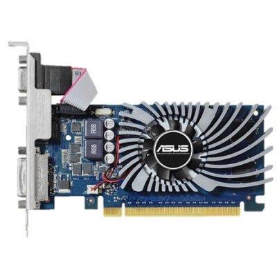 Видеокарта ПК ASUS GeForce GT 730 902Mhz PCI-E 2.0 2048Mb 5010Mhz 64 bit DVI HDMI HDCP Silent (GT730-SL-2GD5-BRK)Видеокарты ПК ASUS<br>Видеокарта Asus PCI-E GT730-SL-2GD5-BRK nVidia GeForce GT 730 2048Mb 64bit GDDR5 902/5010 DVIx1/HDMIx1/CRTx1/HDCP Ret<br>
