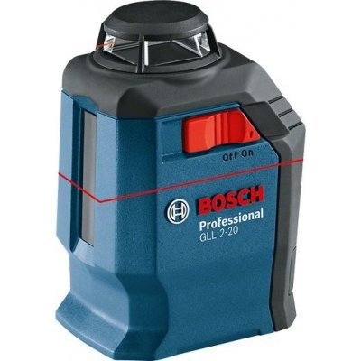 Нивелир Bosch GLL 2-20 + BM3 (0601063J00)Нивелиры Bosch<br>Лазерный нивелир Bosch GLL 2-20 + BM3<br>