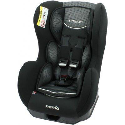 Детское автокресло Nania Cosmo SP FST (graphic black) от 0 до 18 кг (0+/1) черный/серый (85876), арт: 240313 -  Детские автокресла Nania