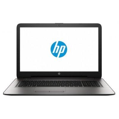 Ноутбук HP 17-x013ur (X7J05EA) (X7J05EA)Ноутбуки HP<br>Ноутбук HP 17-x013ur  i7-6500U (2.5)/8Gb/1TB + 8Gb NAND/17.3 FHD/AMD R7 440 4Gb/DVD-SM/Win 10 (Silver)<br>