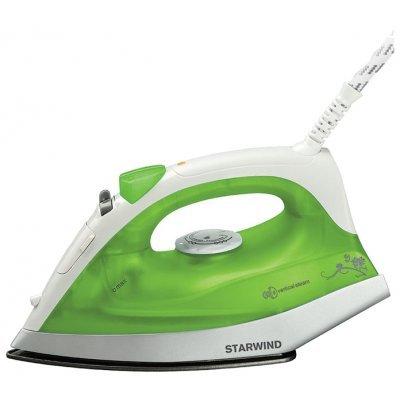 Утюг Starwind SIR4315 зеленый (SIR4315)Утюги StarWind <br>Утюг Starwind SIR4315 1200Вт зеленый<br>